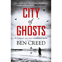 City of Ghosts: A Times 'Thriller of the Year' 2020 (A Revol Rossel thriller) (English Edition)