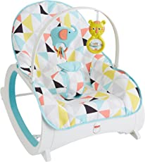 Fisher-Price Infant-to-Toddler Rocker, Gender Neutral