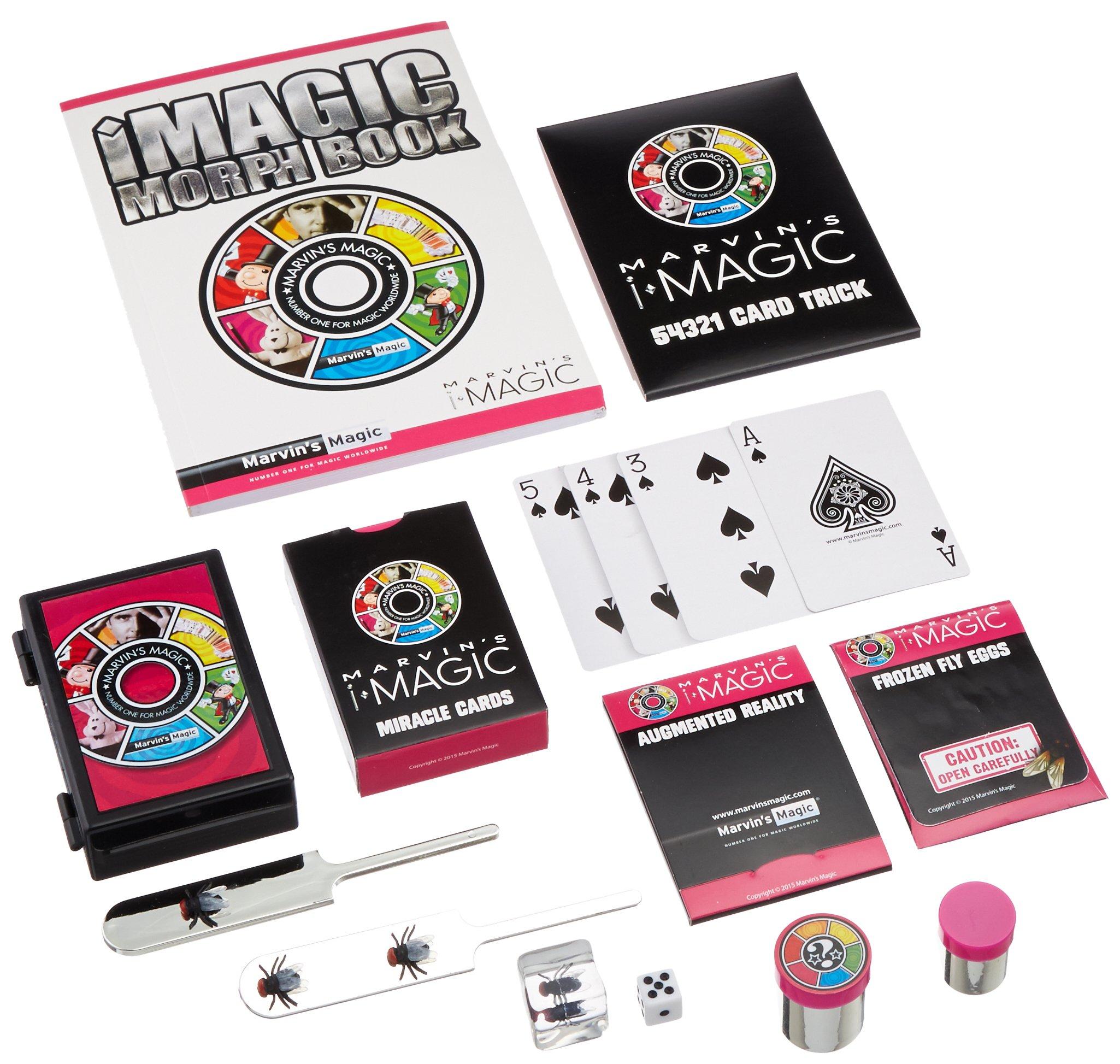 Marvin's iMagic Interactive Box of Tricks Set - Amazing