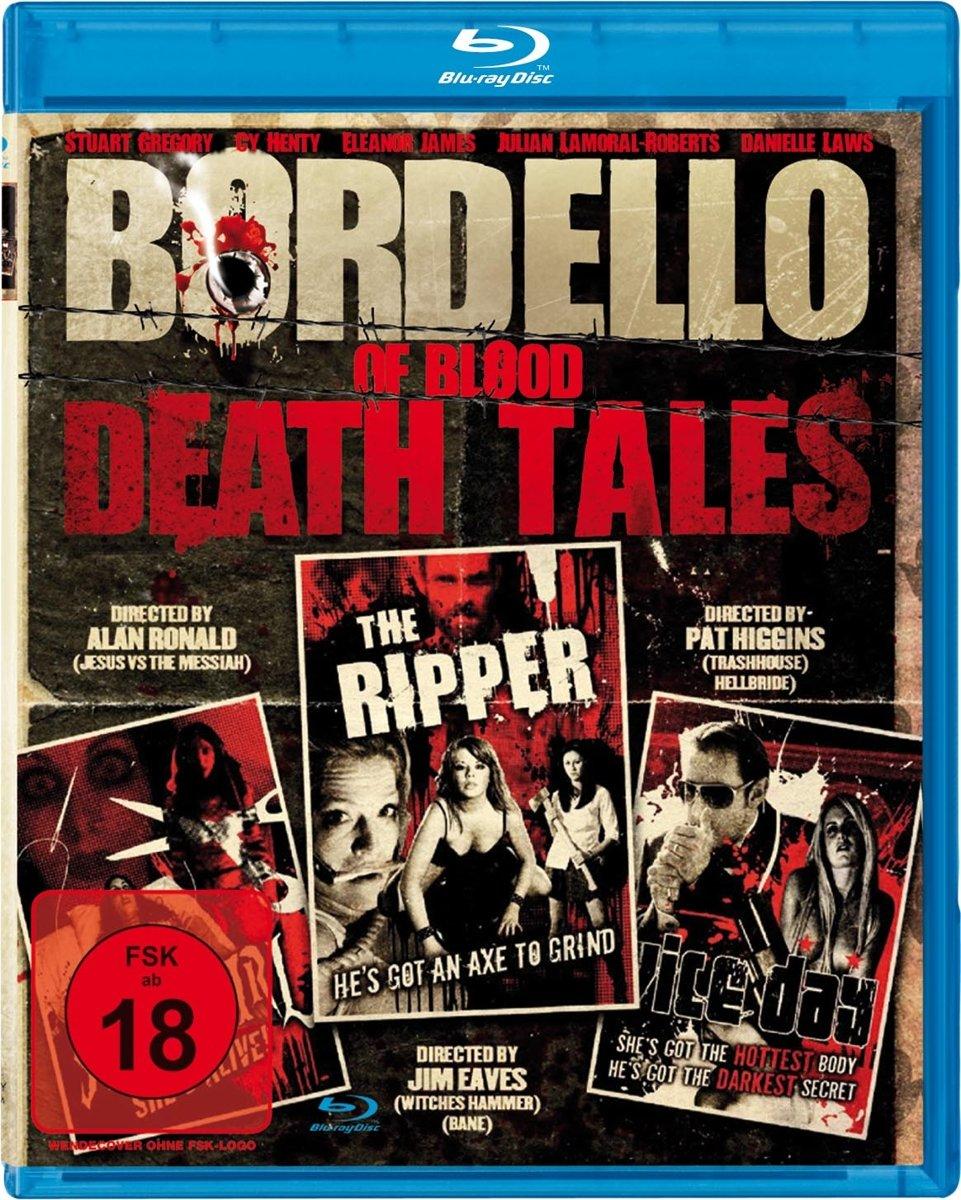 Bordello Of Blood Death Tales [Blu-ray] [Edizione: Germania]