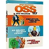 OSS 117 - Die Trilogie [Blu-ray]