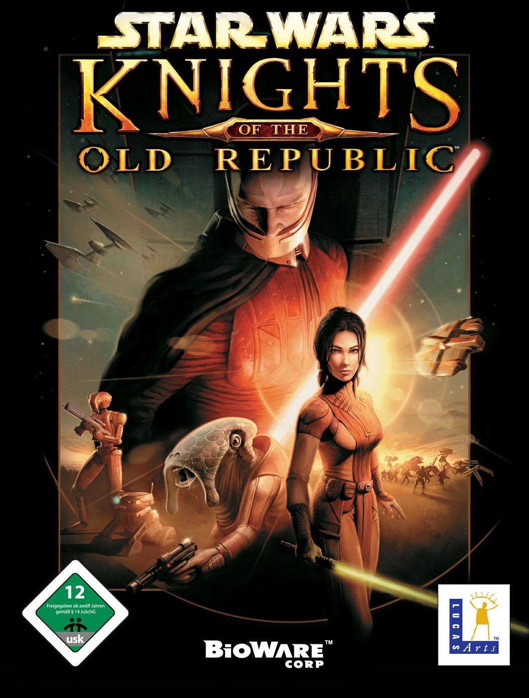 Star Wars: Knights of the Old Republic [PC Code - (Knight Star Wars)