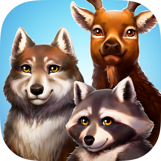 PetWorld WildLife - America: Dein Wildpark zum Pflegen und versorgen verletzter Wildtiere