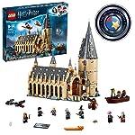 Harry Potter - La Sala Grande di Hogwarts, 75954