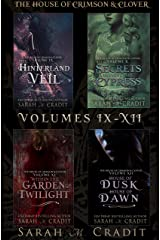 The House of Crimson & Clover Boxed Set Volumes IX-XII Kindle Edition