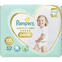 Pampers Premium Care Pants Diapers, XX-Large, 32 Count