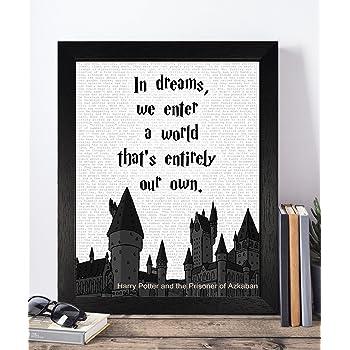 Harry Potter Deathly Hallows Classic Movie Poster Art Print A0 A1 A2 A3 A4 Maxi