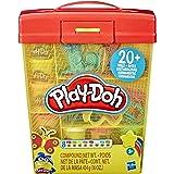Hasbro Play Doh Zestaw Do Ugniatania, Wielokolorowy, 8 kolorów