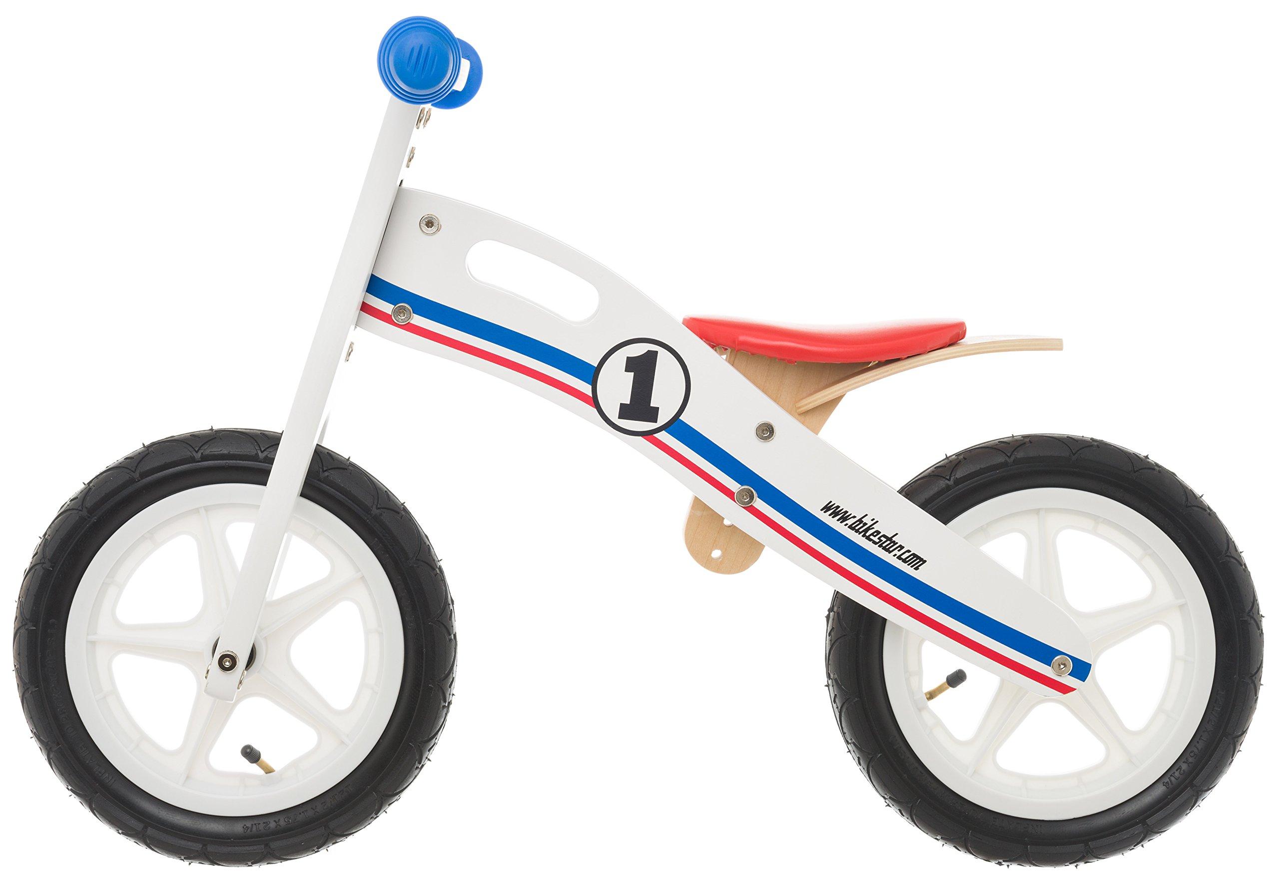 Bikestar Bicicletta Senza Pedali In Legno 3 4 Anni Per Bambino Et Bambina Bici Senza Pedali Bambini 12 Pollici