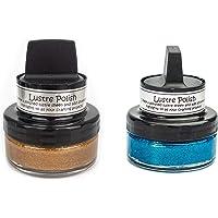 Cosmic Shimmer Lustre Doré et bleu sarcelle