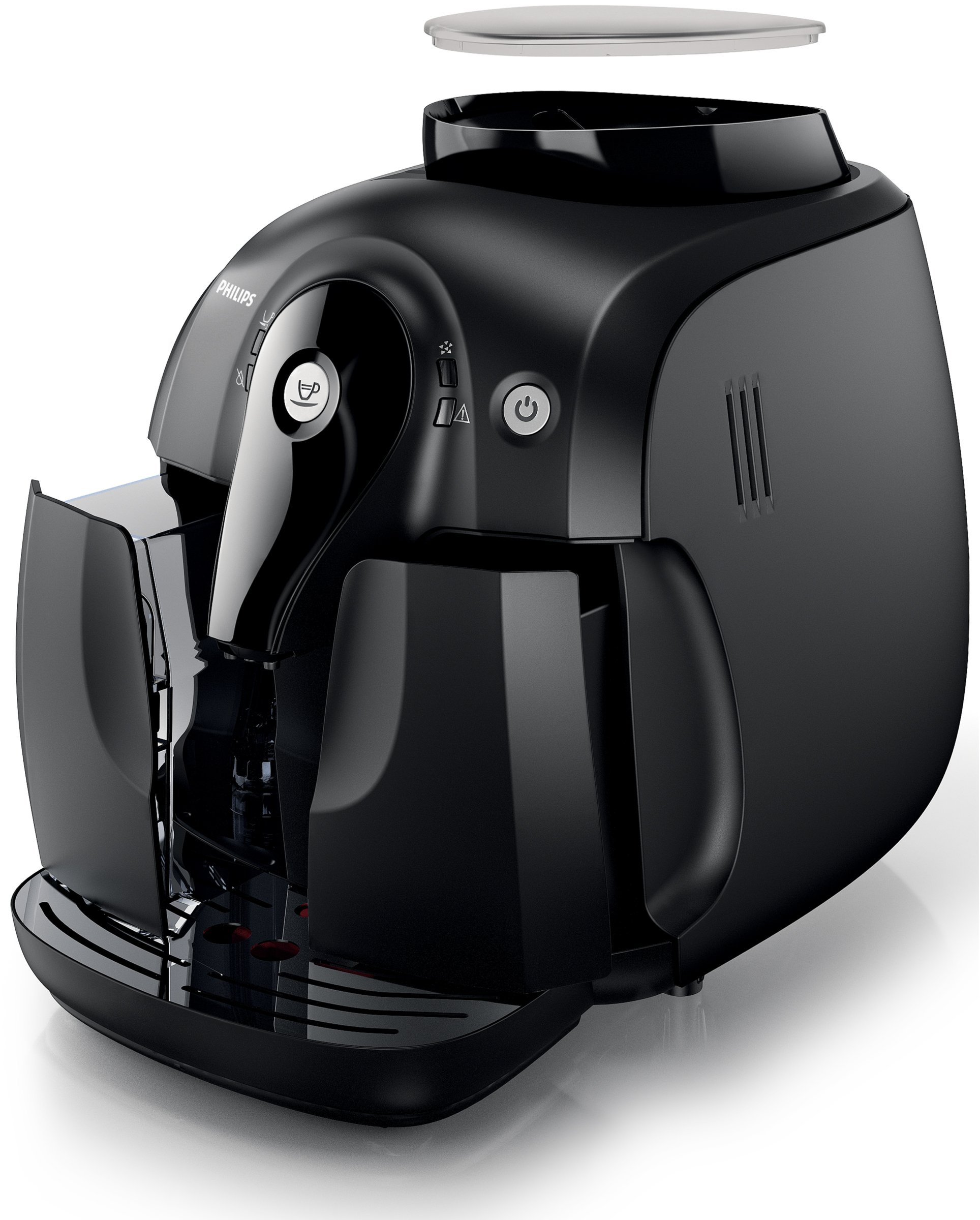 Philips-HD865001-2000-Serie-Kaffeevollautomat-Keramikmahlwerk-schwarz