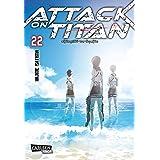 Attack on Titan 22: Atemberaubende Fantasy-Action im Kampf gegen grauenhafte Titanen