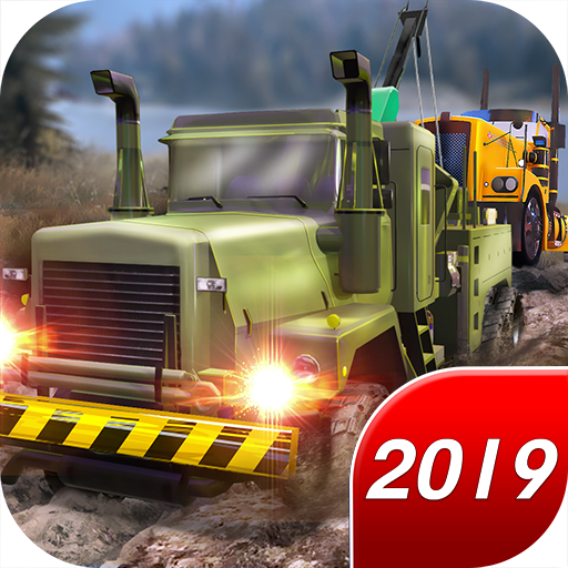 Offroad Tow Truck Simulator 2019