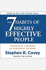 The 7 Habits of Highly Effective People: Powerful Lessons in Personal Change Audible Hörbuch