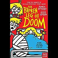 The Broken Leg of Doom (Baby Aliens) (English Edition)