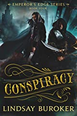 Conspiracy (The Emperor's Edge Book 4) Kindle Edition