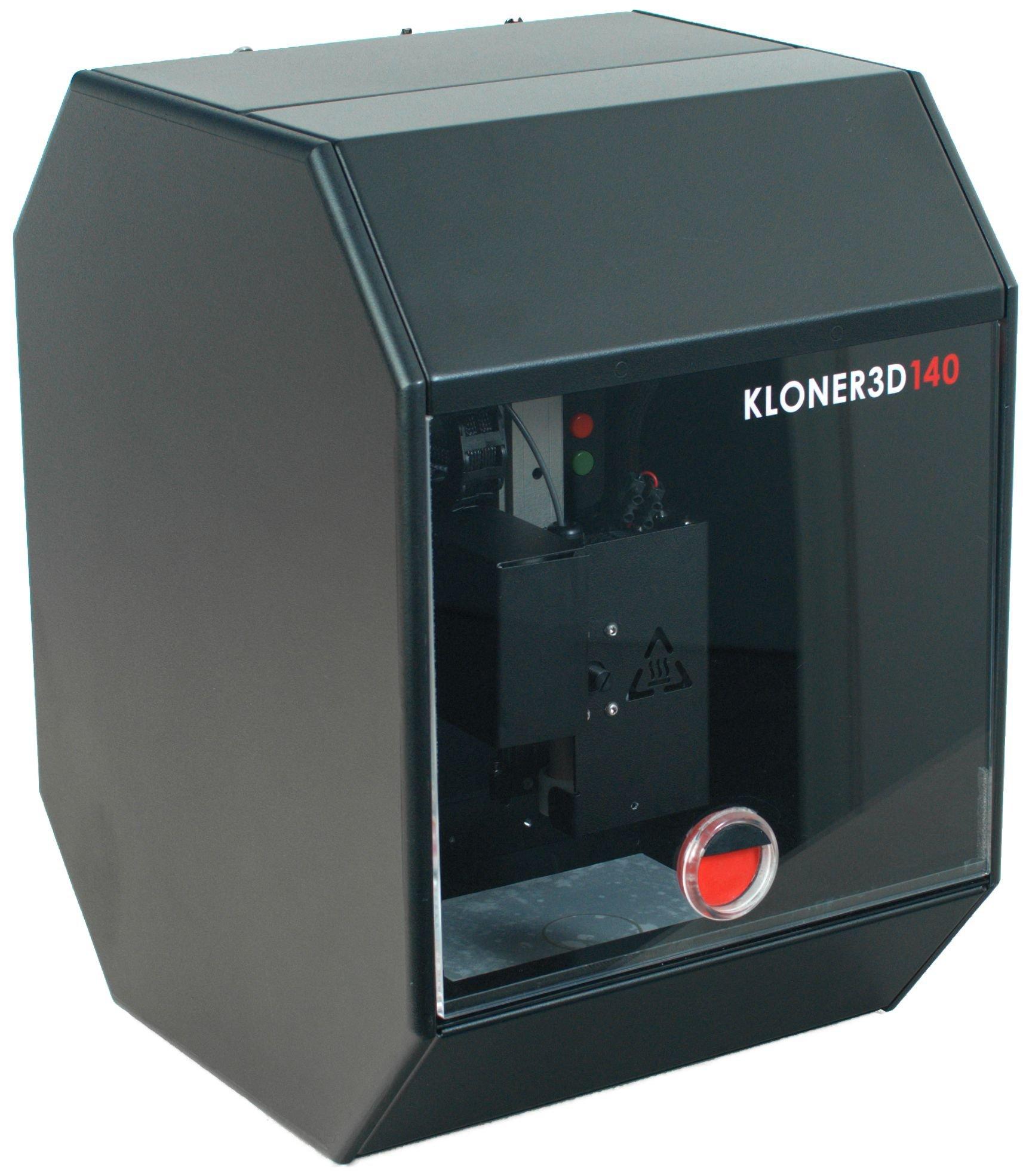 Kloner3D 140 Impresora 3D, Desktop Series