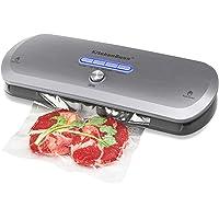 KitchenBoss Machine Sous Vide Alimentaire,Appareil de Mise sous Vide,Système de vide automatique sec/humide,pour…