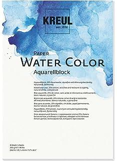 Derwent A3 Aquarellpapier Block 12 Blatt Weisses Saurefreies