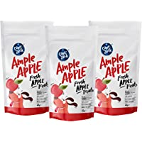 Captain Zack Fresh Freeze-Dried Ample Apple Dog Treats, 40g Each Pack of 3