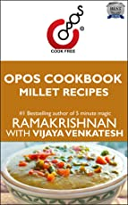 Millet Recipes: OPOS Cookbook