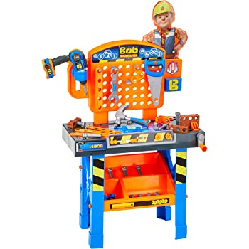 Bob The Builder Electronic Tool Bench Amazon Co Uk Toys