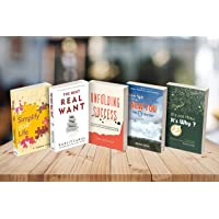 Combo of 5 Life Changing Books for personal & professional growth