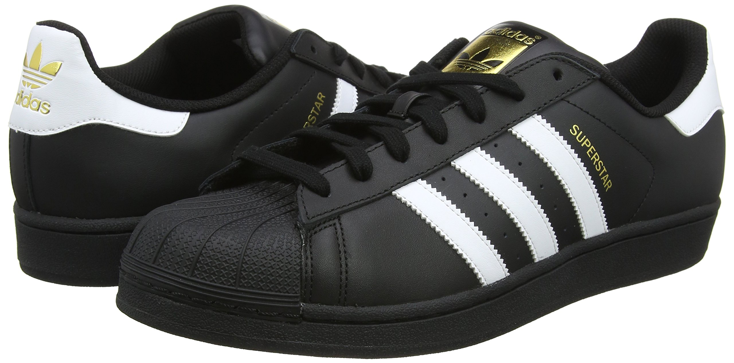Adidas Originals Superstar Foundation Scarpe da Ginnastica Unisex - Adulto 5 spesavip