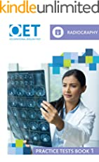 OET Radiography: Official OET Practice Book 1