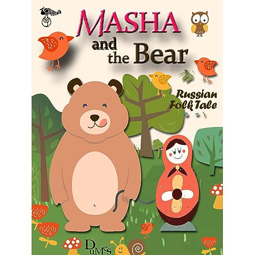 Masha and the Bear (English Edition)