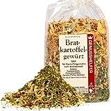 Bratkartoffelgewürz 100 Gramm grob, Gewürzmischung für Bratkartoffeln, ohne Geschmacksverstärker & ohne Zusatzstoffe - Bremer Gewürzhandel