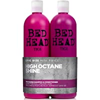 BED HEAD by Tigi Set shampoo e balsamo rigenerante e antiossidante per capelli luminosi 1500 ml, 2 x 750 ml