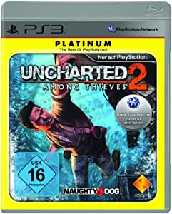 Uncharted 2: Among Thieves [Platinum] [Edizione : Germania]