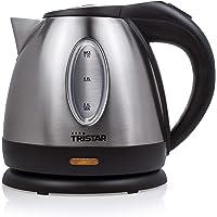 Bouilloire Tristar WK-1325 – Contenance : 1,2 litre - Convient pour une utilisation au camping