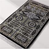 Prayer rugs Kaaba style with sponge