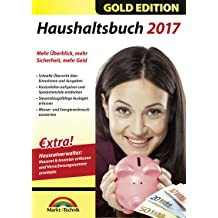 Haushaltsbuch 2017 Gold [Download]
