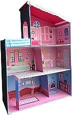 Faultier  Kids - Faltbares Puppenhaus Spielhaus Barbiehaus
