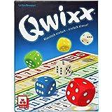 NSV 4015 – QWIXX Dobbelspel, Meerkleurig, 10,6 x 2,5 x 13,4 cm