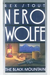 The Black Mountain (A Nero Wolfe Mystery Book 24) Kindle Edition