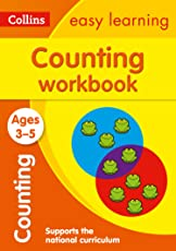 Mathematics books buy books on mathematics online at best prices counting workbook ages 3 5 collins easy learning collins easy learning preschool fandeluxe Gallery