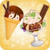 jeu de fabricant de crème glacée: Jeux de cuisine et de décoration...