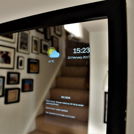 android mirror image