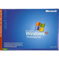 Windows XP Professional Edition OEM inkl. Service Pack 2 [import allemand]