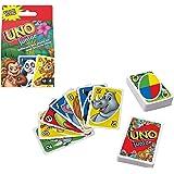 Mattel Games GKF04 - UNO Junior Kaartspel voor kinderen vanaf 3 jaar