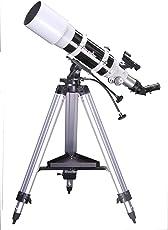Skywatcher Startravel-120 (AZ-3) (120mm (4,75 Zoll), f/600) Refraktor Teleskop weiß