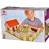 Eichhorn - 100004304 - Petite ferme en Bois - 21 pièces