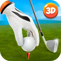 Mini Golf Cartoon Master Championship