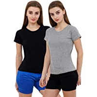 Reifica Women's T-Shirt (Pack of 2)