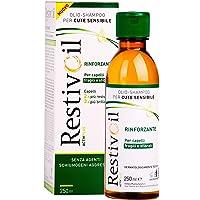 RestivOil Activplus Shampoo Rinforzante per Capelli, Olio Fisiologico con Azione Ricostituente e Riattivante, per…