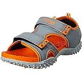 Liberty Footfun (from Unisex Dark Grey Fashion Sandals - 12 Kids UK/India(8074022101310)